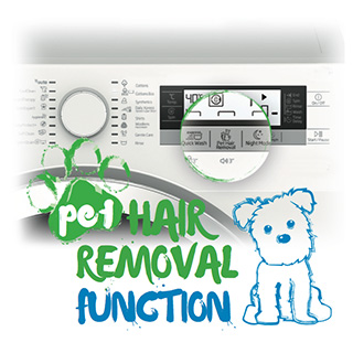 pet hair removal beko